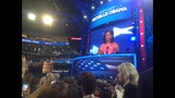 First lady addresses crowd at DNC - (5/20)
