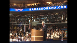 Bill Clinton takes stage during day 2 of DNC - (11/25)