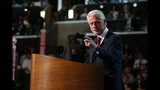 Bill Clinton takes stage during day 2 of DNC - (14/25)