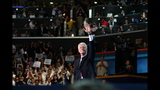 Bill Clinton takes stage during day 2 of DNC - (7/25)
