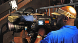 Behind the scenes: Eyewitness News crews… - (18/25)