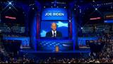 Joe Biden takes stage on final night of DNC - (1/11)