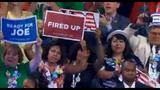 Joe Biden takes stage on final night of DNC - (10/11)