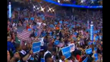 Obama addresses packed arena on final day of DNC - (6/25)
