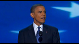 Obama addresses packed arena on final day of DNC - (2/25)