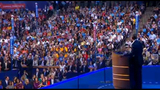 Obama addresses packed arena on final day of DNC - (19/25)