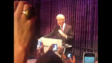 Bill Clinton takes stage during day 2 of DNC - (6/25)