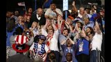 IMAGES: Most excited people spotted at DNC - (16/25)