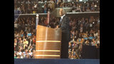 Obama addresses packed arena on final day of DNC - (11/25)