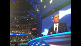 Obama addresses packed arena on final day of DNC - (7/25)