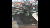 SURVEILLANCE IMAGES: Frankenstein-masked robber - (1/6)