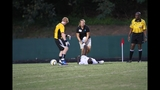 IMAGES: Butler goalkeeper helps injured Myers… - (2/6)