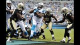 IMAGES: Panthers beat Saints to even record - (19/25)