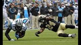 IMAGES: Panthers beat Saints to even record - (5/25)