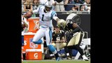 IMAGES: Panthers beat Saints to even record - (4/25)