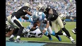IMAGES: Panthers beat Saints to even record - (10/25)