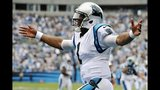 IMAGES: Panthers beat Saints to even record - (9/25)
