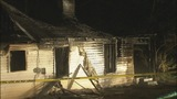 Scene of Kannapolis house fire - (1/6)
