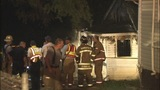 Scene of Kannapolis house fire - (6/6)
