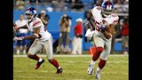 IMAGES: Giants roll over Panthers in rout - (18/20)