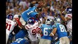 IMAGES: Giants roll over Panthers in rout - (6/20)