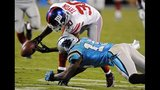 IMAGES: Giants roll over Panthers in rout - (15/20)