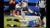 IMAGES: Giants roll over Panthers in rout - (20/20)