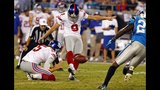 IMAGES: Giants roll over Panthers in rout - (16/20)