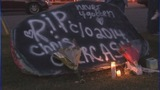 Vigil held for Boy Scout who fell to his death - (6/11)