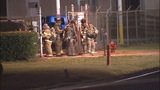 IMAGES: Scene of chemical spill in west Charlotte - (2/11)