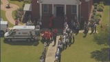 IMAGES: Procession to honor fallen EMT - (19/25)