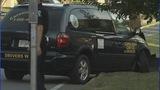 Scene of crash involving cab - (5/7)