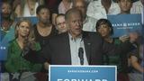 IMAGES: Joe Biden speaks at NC Music Factory - (1/8)