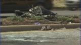 IMAGES: Car slams into CMS school bus - (6/12)