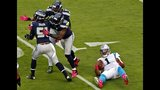 IMAGES: Panthers stumble against Seahawks - (8/15)
