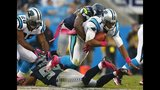 IMAGES: Panthers stumble against Seahawks - (4/15)