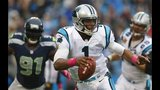 IMAGES: Panthers stumble against Seahawks - (2/15)