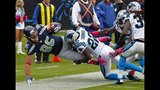 IMAGES: Panthers stumble against Seahawks - (6/15)