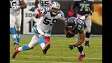 IMAGES: Panthers stumble against Seahawks - (14/15)