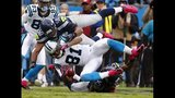 IMAGES: Panthers stumble against Seahawks - (13/15)