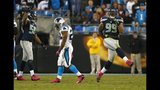 IMAGES: Panthers stumble against Seahawks - (12/15)
