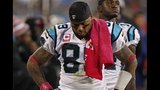 IMAGES: Panthers stumble against Seahawks - (9/15)