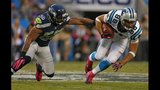 IMAGES: Panthers stumble against Seahawks - (5/15)