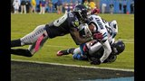 IMAGES: Panthers stumble against Seahawks - (15/15)