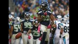 IMAGES: Panthers stumble against Seahawks - (11/15)