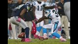 IMAGES: Panthers stumble against Seahawks - (3/15)