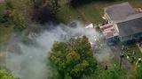 Fire damages Gaston Co. house - (7/12)