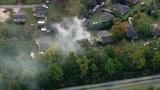 Fire damages Gaston Co. house - (1/12)