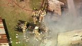 Fire damages Gaston Co. house - (3/12)