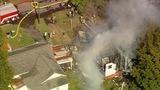 Fire damages Gaston Co. house - (5/12)